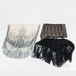 Three Vintage Textiles