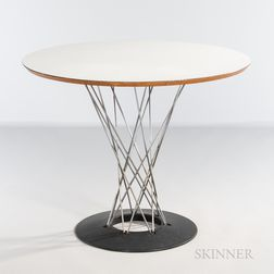 Isamu Noguchi (American, 1904-1988) for Knoll Cyclone Table