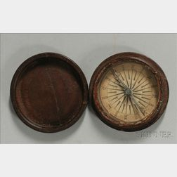 Early Pocket Compass