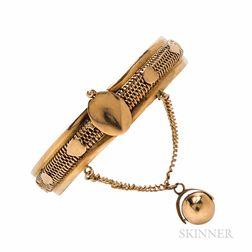 High-karat Gold Bracelet