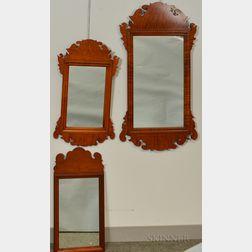 Three Eldred Wheeler Mirrors