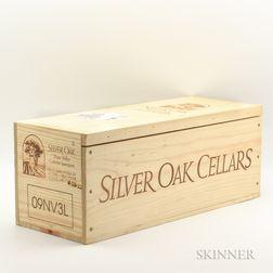 Silver Oak Cabernet Sauvignon Napa Valley 2009, 1 double magnum (owc)