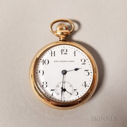 Knickerbocker Watch Co. Open-face Watch