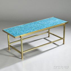 Edward Wormley for Dunbar Tile-top Coffee Table