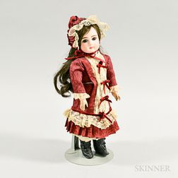 Jules Steiner Bisque Socket Head Doll
