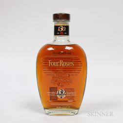 Four Roses 130th Anniversary, 1 750ml bottle