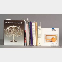 Twelve Decorative Arts Reference Materials