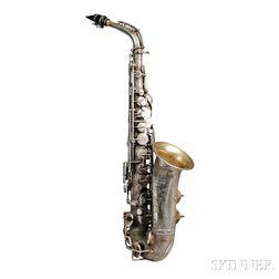Alto Saxophone, Henri Selmer, Paris, 1927, Model 26