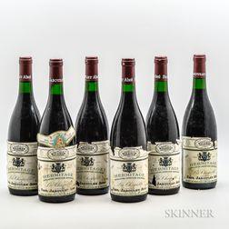 Jaboulet Aine Hermitage La Chapelle 1989, 6 bottles