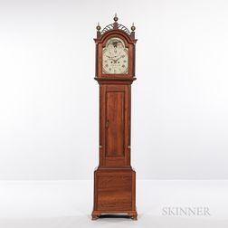 John Osgood Cherry Tall Clock