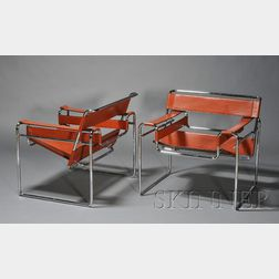 Pair of Wassily Chairs