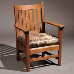 L. & J.G. Stickley Armchair