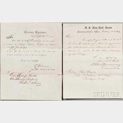 Civil War, Seven Documents.