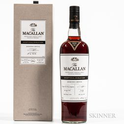 Macallan Exceptional Single Cask 25 Years Old 1993, 1 750ml bottle (oc)