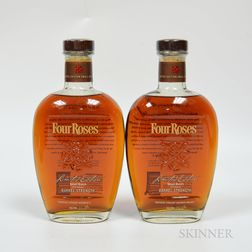Four Roses Limited Edition Small Batch Barrel Proof, 2 750ml bottles