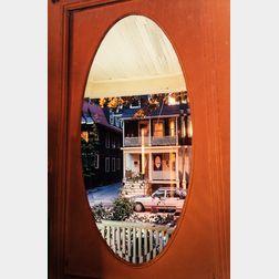 Mary Kocol (American, b. 1962)      Somerville Porch Through Window
