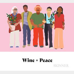 Wine + Peace Curated Lot