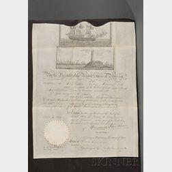Jackson, Andrew (1767-1845) and Van Buren, Martin (1782-1862)