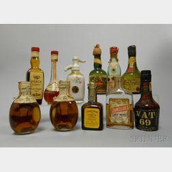 Miniature Liquors
