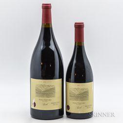 Araujo Eisele Syrah 2002, 1 bottle 1 magnum