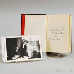 Truman, Harry S. (1884-1972), Signed Copy