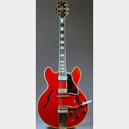 American Electric Guitar, Gibson Incorporated, Kalamazoo, 1962, Model ES-355