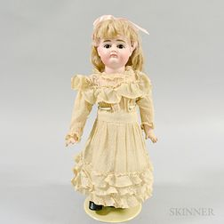 Bisque Head Doll