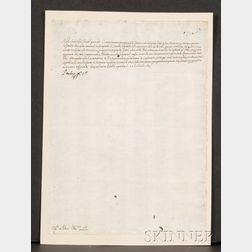 (Papal Document), Pope Paul V
