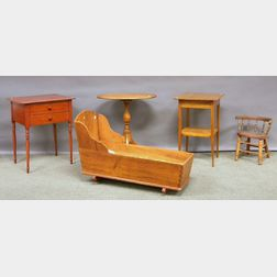 Five Pieces of American Furniture