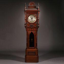 E. Howard & Company No. 80 Renaissance Revival Tall Clock