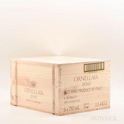 Tenuta dell Ornellaia Ornellaia 2015, 6 bottles (owc)