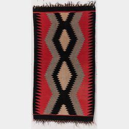 Small Navajo Germantown Weaving