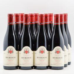 Geantat Pansiot Bourgogne Pinot Fin 2012, 12 bottles (oc)