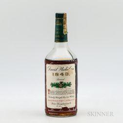 David Nicholson 1843 7 Years Old, 1 quart bottle