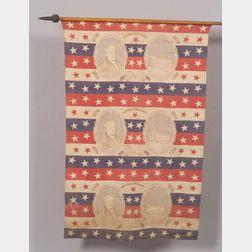 """Printed """"COTTON CENTENARY"""" Flag"""