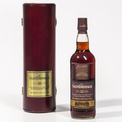 Glendronach 33 Years Old, 1 70cl bottle (owc)
