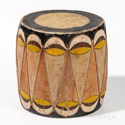 Southwest Taos Drum