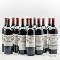 Chateau Cheval Blanc 2004, 12 bottles
