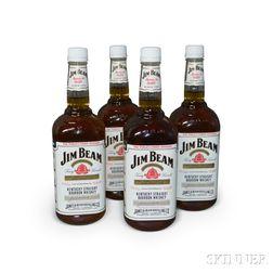 Jim Beam Terry Farrell Firefighters Fund, 4 750ml bottles