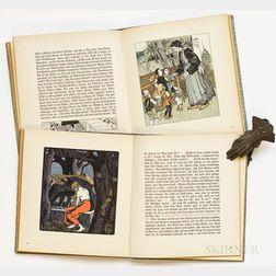 Gerlach's Jugendbucherei.  , Seventeen Volumes.