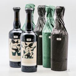 Sine Qua Non Eleven Confessions Vineyard La Coeur Gagne Estate Case, 6 bottles (owc)