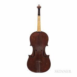 German Violin, c. 1926