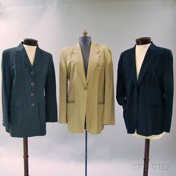 Four Lady's Blazers