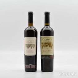 Caymus Special Selection, 2 bottles