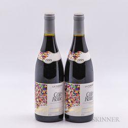 E. Guigal La Turque 1999, 2 bottles