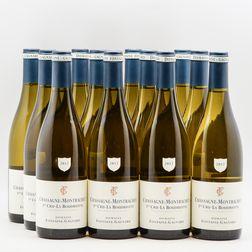 Fontaine-Gagnard Chassagne Montrachet La Boudriotte 2017, 12 bottles (oc)