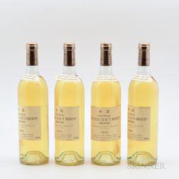 Chateau Laville Haut Brion 1981, 4 bottles