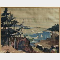 Laurence Philip Sisson (American, b. 1928)      Cape Cod