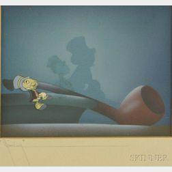 Walt Disney Studios, 20th Century      Jiminy Cricket from Pinocchio