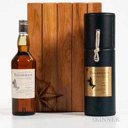 Talisker Sea Chest 25 Years Old, 1 70cl bottle (pc)